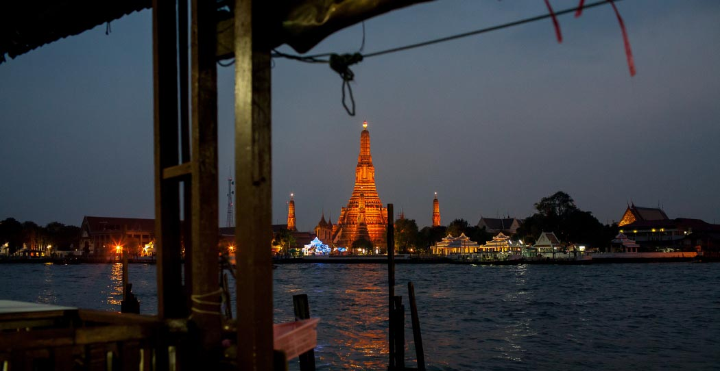 photo voyage thailande