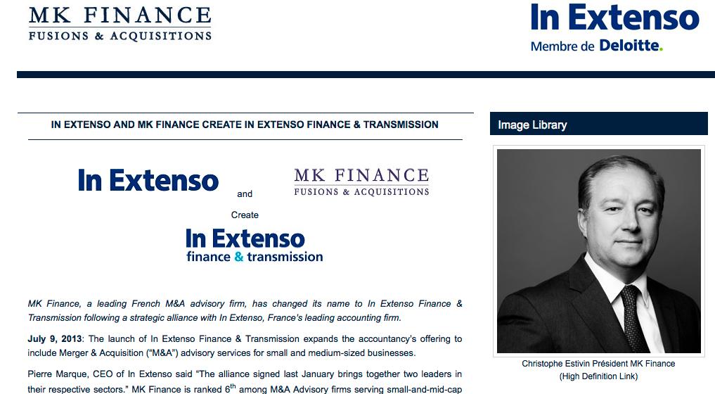 profil mk finance
