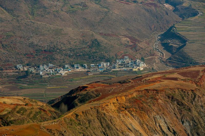 2A-Dongchuan-Yunnan