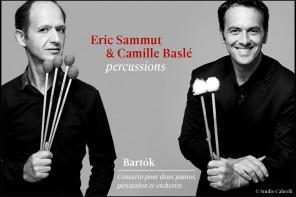 Portraits de musiciens pour l'Orchestre de Paris