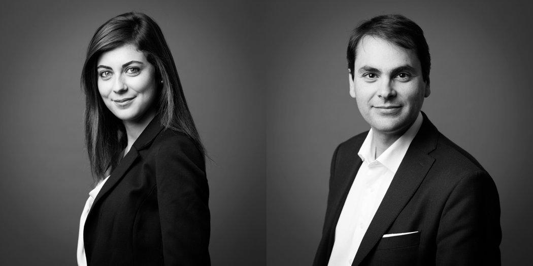 photographe portrait paris corporate