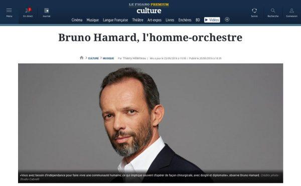 photographe portrait presse magazine
