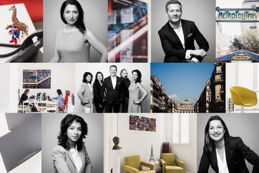 reportage corporate portrait