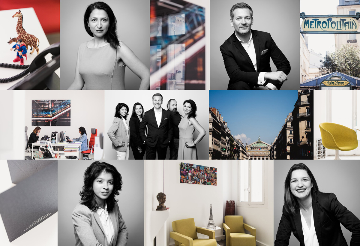 reportage corporate portrait