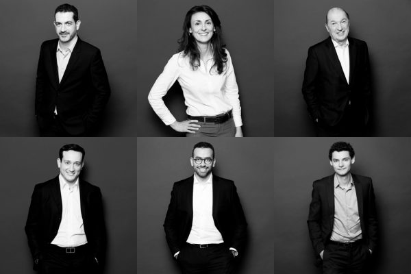 portrait corporate sur site