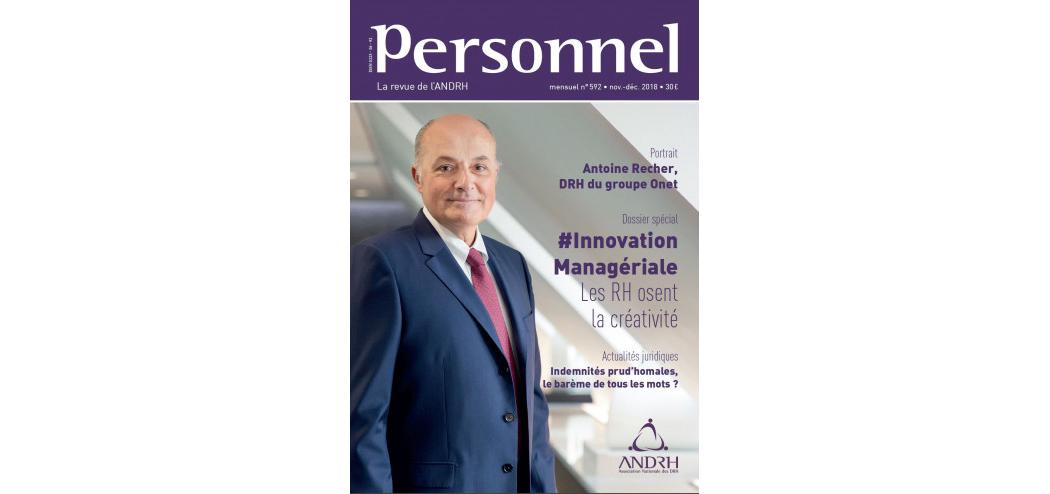 portrait couverture personnel