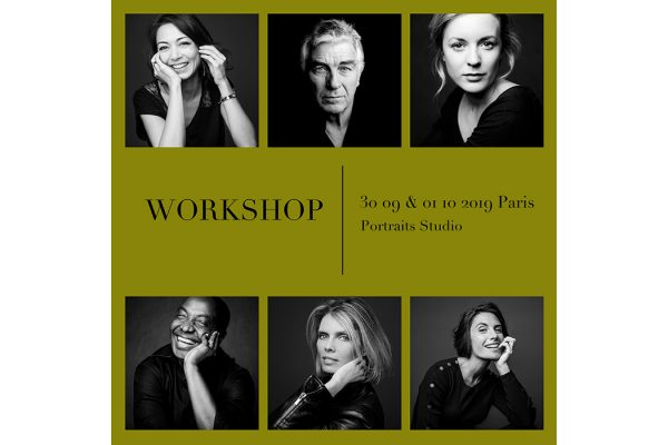 workshop portrait studio cabrelli
