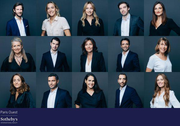 photographe entreprise paris portrait